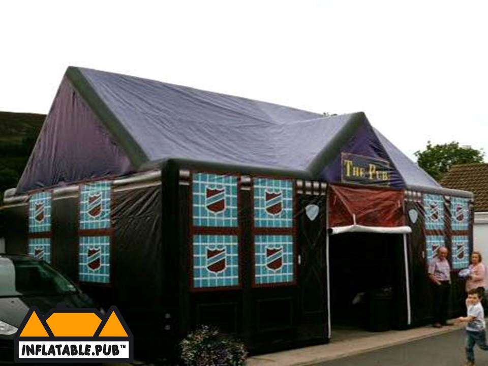 Inflatable pop up pub hire rent sales sell buy purchase  sc 1 st  Inflatable.Pub & EXTERIOR | Inflatable.Pub